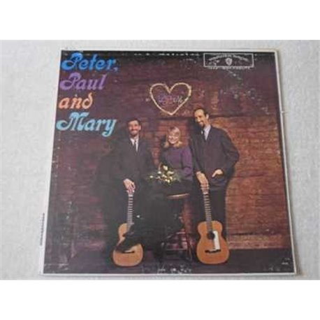 Peter Paul And Mary - Self Titled LP Vinyl Record For Sale