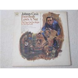 Johnny Cash - Everybody Loves A Nut LP Vinyl Record For Sale
