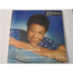 Ella Fitzgerald - Sings The Rodgers And Hart Song Book LP Vinyl Record For Sale