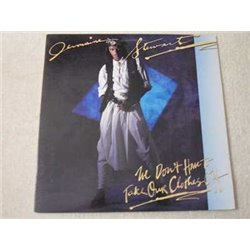 Jermaine Stewart - We Dom't Have To Take Our Clothes Off LP Vinyl Record For Sale