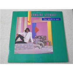 Jermaine Stewart - The Word Is Out LP Vinyl Record For Sale
