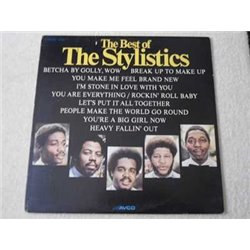 The Stylistics - The Best Of LP Vinyl Record For Sale