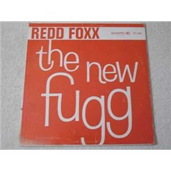 Redd Foxx - The New Fugg LP Vinyl Record For Sale