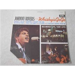 Johnny Rivers - At The Whiskey A Go Go LP Vinyl Record For Sale