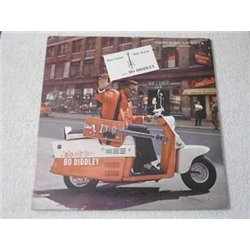 Bo Diddley - Have Guitar Will Travel LP Vinyl Record For Sale