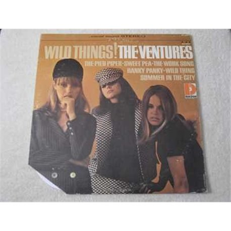 The Ventures - Wild Things! LP Vinyl Record For Sale