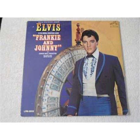 Elvis Presley - Frankie And Johnny Soundtrack LP Vinyl Record For Sale