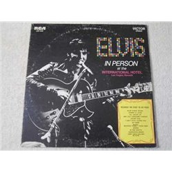 Elvis Presley - In Person LP Vinyl Record For Sale