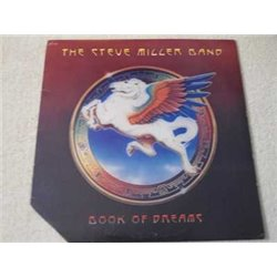 The Steve Miller Band - Book Of Dreams Vinyl LP Record For Sale