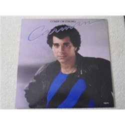 Carman - Comin' On Strong LP Vinyl Record For Sale