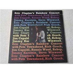 Eric Clapton - Eric Clapton's Rainbow Concert LP Vinyl Record For Sale