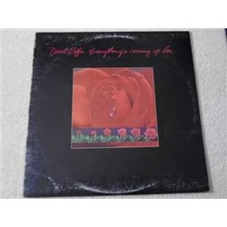 David Ruffin - Everything's Coming Up Love LP Vinyl Record For Sale