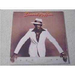 David Ruffin - Who I Am LP Vinyl Record For Sale
