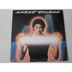 Andre Cymone - Livin' In The New Wave LP Vinyl Record For Sale