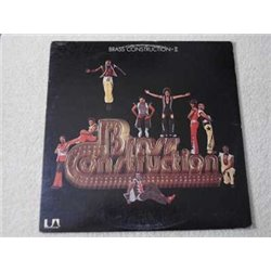 Brass Construction - II (2) LP Vinyl Record For Sale