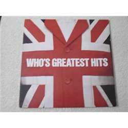 The Who - Who's Greatest Hits LP Vinyl Record For Sale