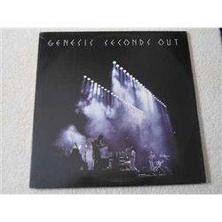 Genesis - Seconds Out 2xLP Vinyl Record For Sale