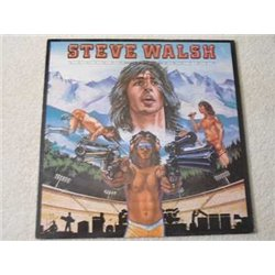 Steve Walsh - Schemer Dreamer LP Vinyl Record For Sale