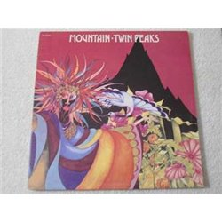 Mountain - Twin Peaks LP Vinyl Record For Sale