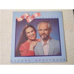 Steve & Annie Chapman - Second Honeymoon LP Vinyl Record For Sale