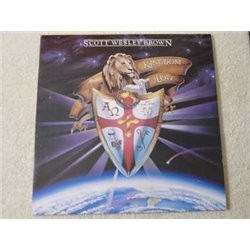 Scott Wesley Brown - Kingdom Of Love LP Vinyl Record For Sale