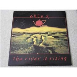 Greg X Volz - The River Is Rising LP Vinyl Record For Sale
