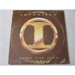 Imperials - Heed The Call LP Vinyl Record For Sale