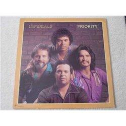 Imperials - Priority LP Vinyl Record For Sale