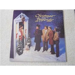 Imperials - Christmas With The Imperials LP Vinyl Record For Sale