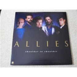 Allies - Shoulder To Shoulder LP Vinyl Record For Sale