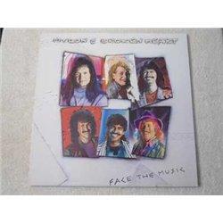 Mylon Lefevre & Broken Heart - Face The Music LP Vinyl Record For Sale
