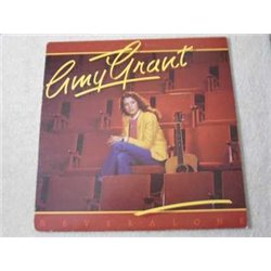 Amy Grant - Never Alone LP Vinyl Record For Sale