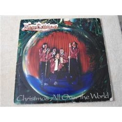 New Edition - Christmas All Over The World LP Vinyl Record For Sale