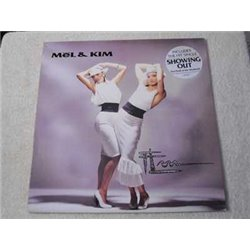Mel & Kim - FLM PROMO LP Vinyl Record For Sale