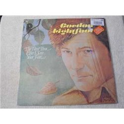 Gordon Lightfoot - The First Time Ever I Saw Your Face LP Vinyl Record For Sale