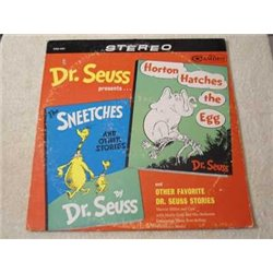 Dr. Seuss - Horton / Sneetches LP Vinyl Record For Sale