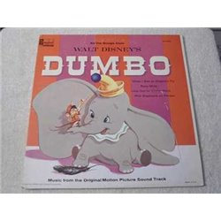 Walt Disney - Dumbo LP Vinyl Record For Sale