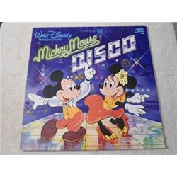 Walt Disney - Mickey Mouse Disco LP Vinyl Record For Sale