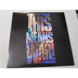 Petra - This Means War LP Vinyl Record For Sale