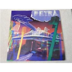 Petra - Back To The Street LP Vinyl Record For Sale