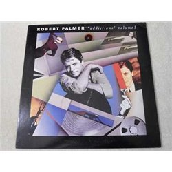 "Robert Palmer - ""Addictions"" Volume 1 LP Vinyl Record For Sale"