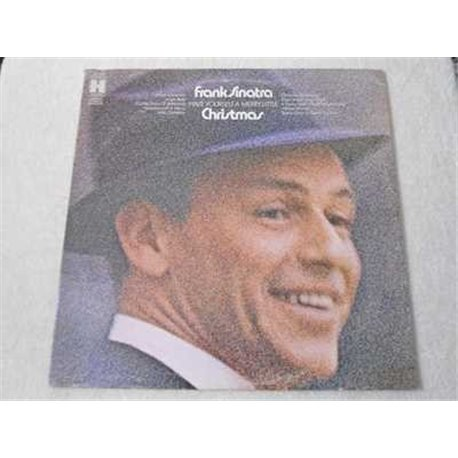 Frank Sinatra - Have Yourself A Merry Little Christmas LP Vinyl Record For Sale
