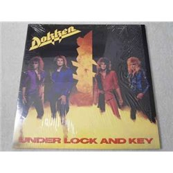 Dokken - Under Lock And Key LP Vinyl Record For Sale
