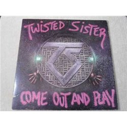 Twisted Sister - Come Out And Play LP Vinyl Record For Sale