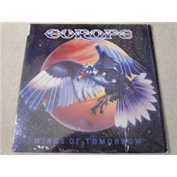 Europe - Wings Of Tomorrow LP Vinyl Record For Sale