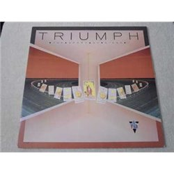 Triumph - The Sport Of Kings LP Vinyl Record For Sale