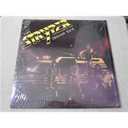 Stryper - Soldiers Under Command LP Vinyl Record For Sale