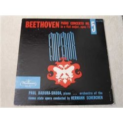 Beethoven / Paul Badura-Skoda - Piano Concerto No. 5 LP Vinyl Record For Sale