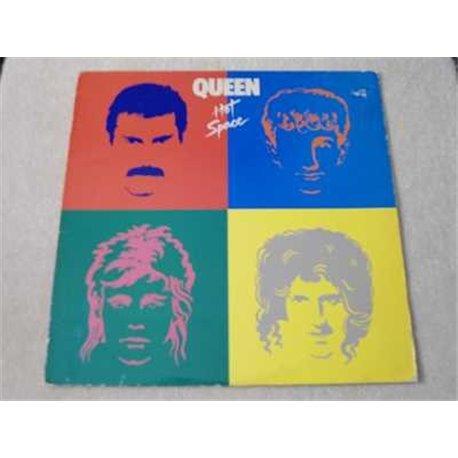 Queen - Hot Space LP Vinyl Record For Sale