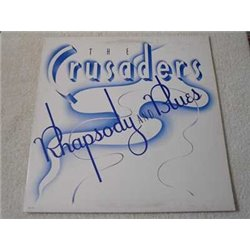 The Crusaders - Rhapsody And Blues LP Vinyl Record For Sale